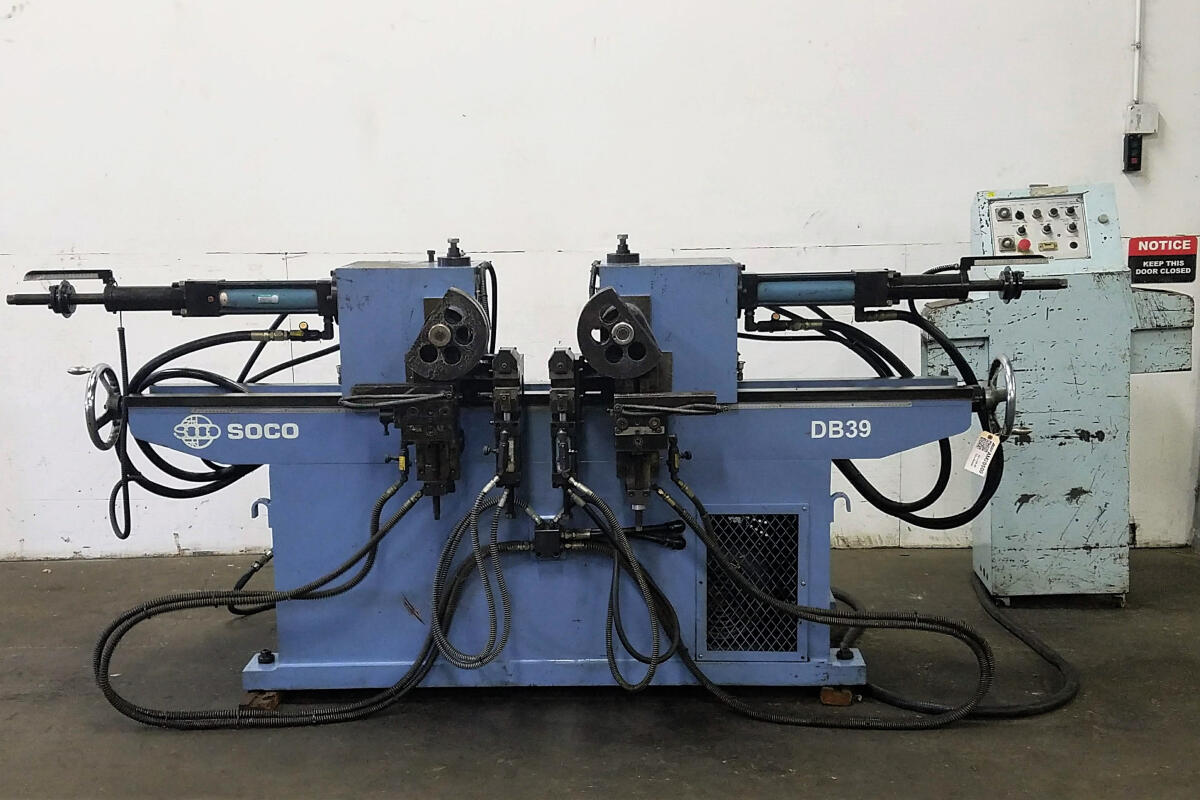 Additional image #1 for Soco #DB-39 Tube Bender